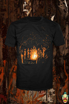 Witches fire Shirts