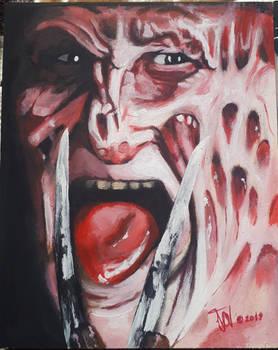 Freddy Krueger, The man of your dreams