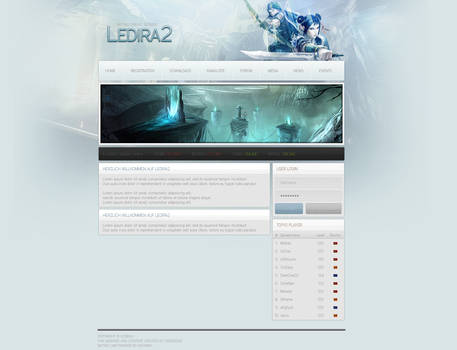 Ledira2 Webdesign