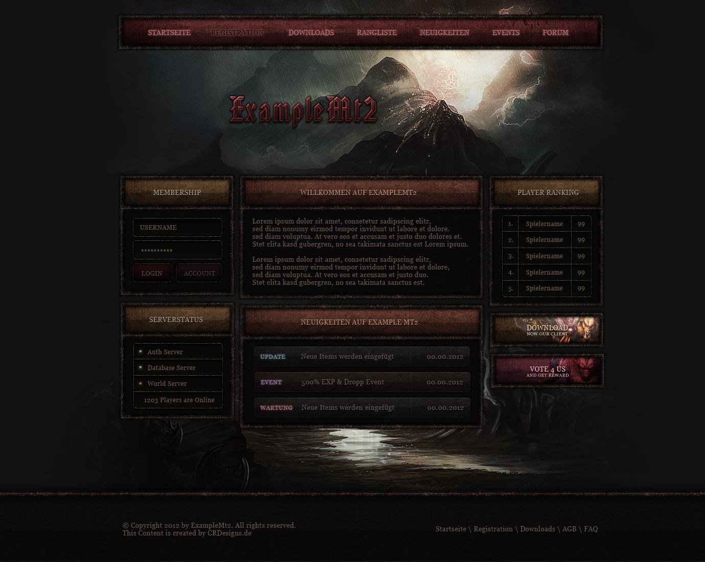 Red Heaven Webdesign