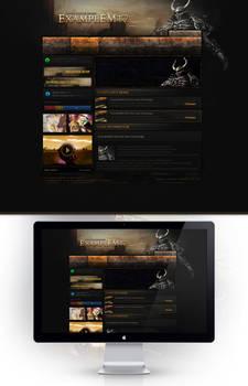 Grungefire Webdesign