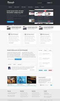 Foresale new PSD - Template