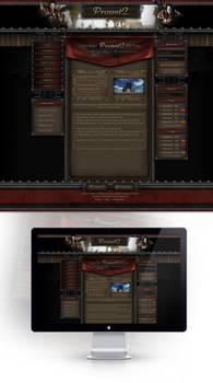 ProsMt2 Webdesign