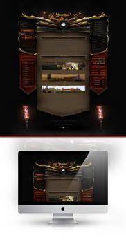 Poseidon 2 Webdesign