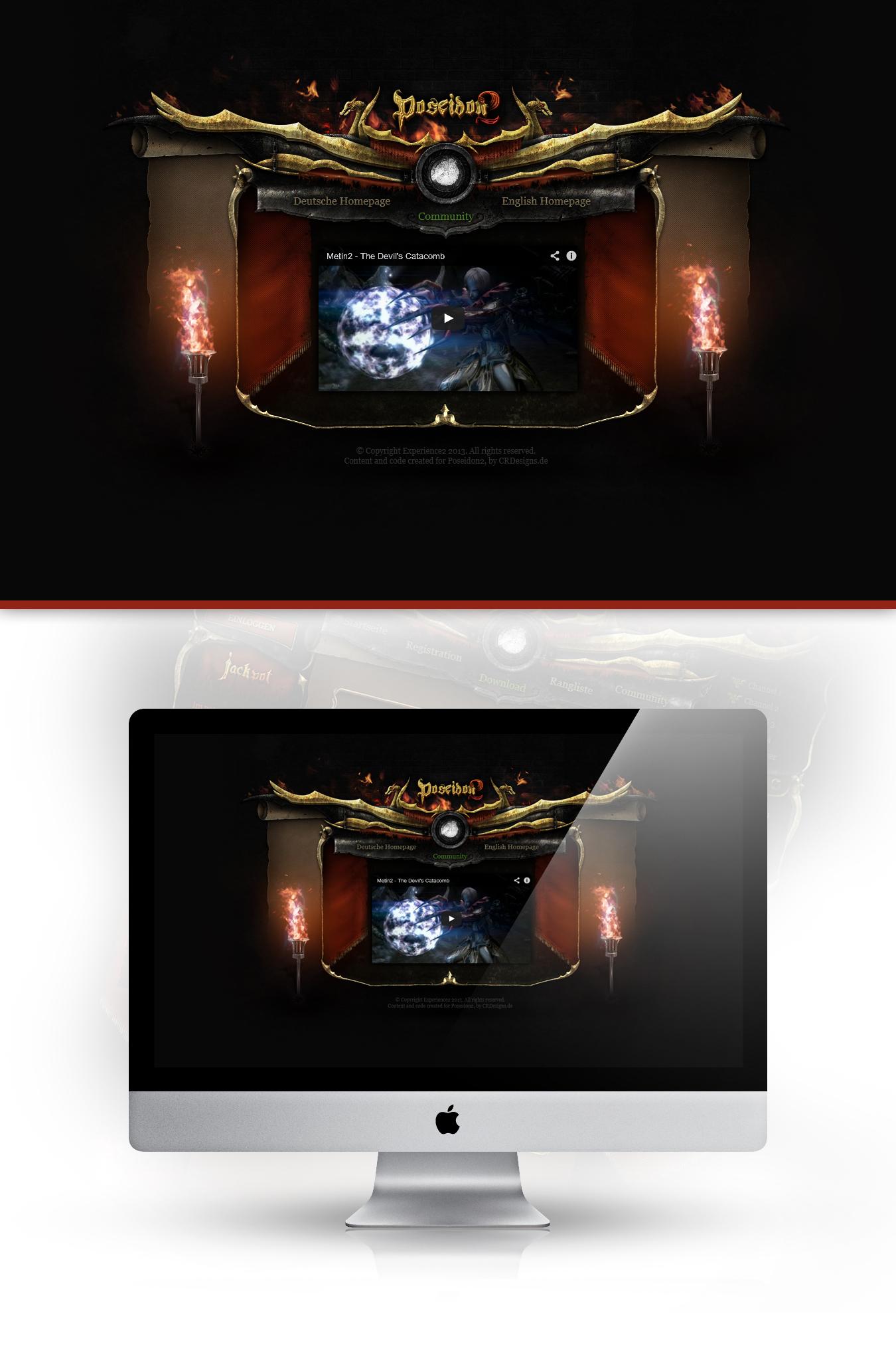 Poseidon 2 - Enterpage