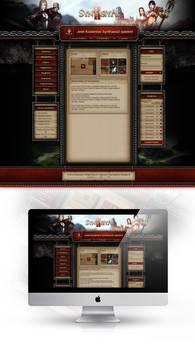 Syntasiya II Webdesign