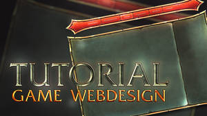 Game Webdesign YT-Tutorial [Ongoing]
