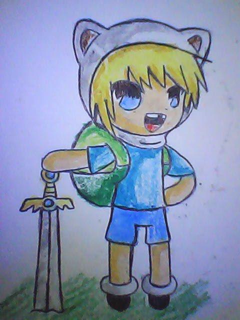 Adventure Time Chibi F...