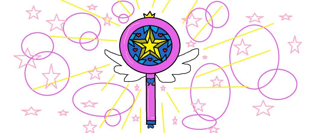 SVTFOE - Royal Magic Wand by MarionetteJ2X