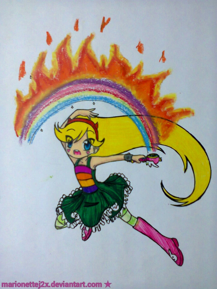 I'm a Magical Princess by MarionetteJ2X
