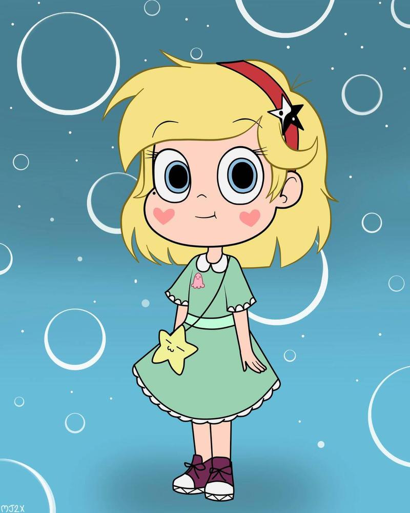 Starco Child by MarionetteJ2X