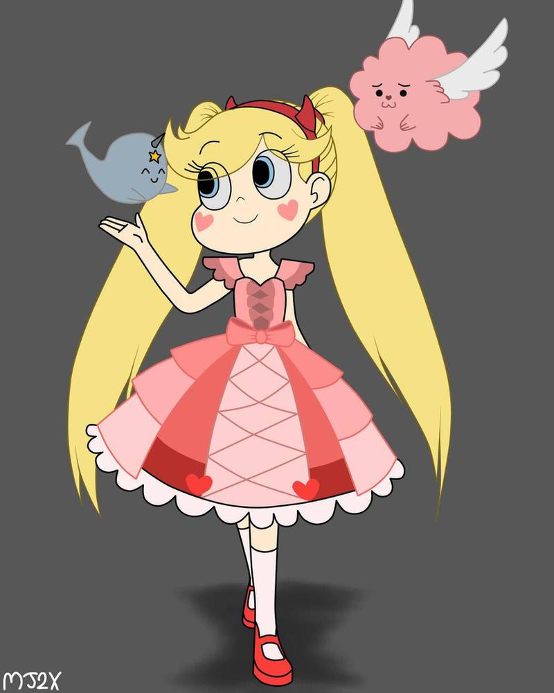 Star Dress 1 by MarionetteJ2X
