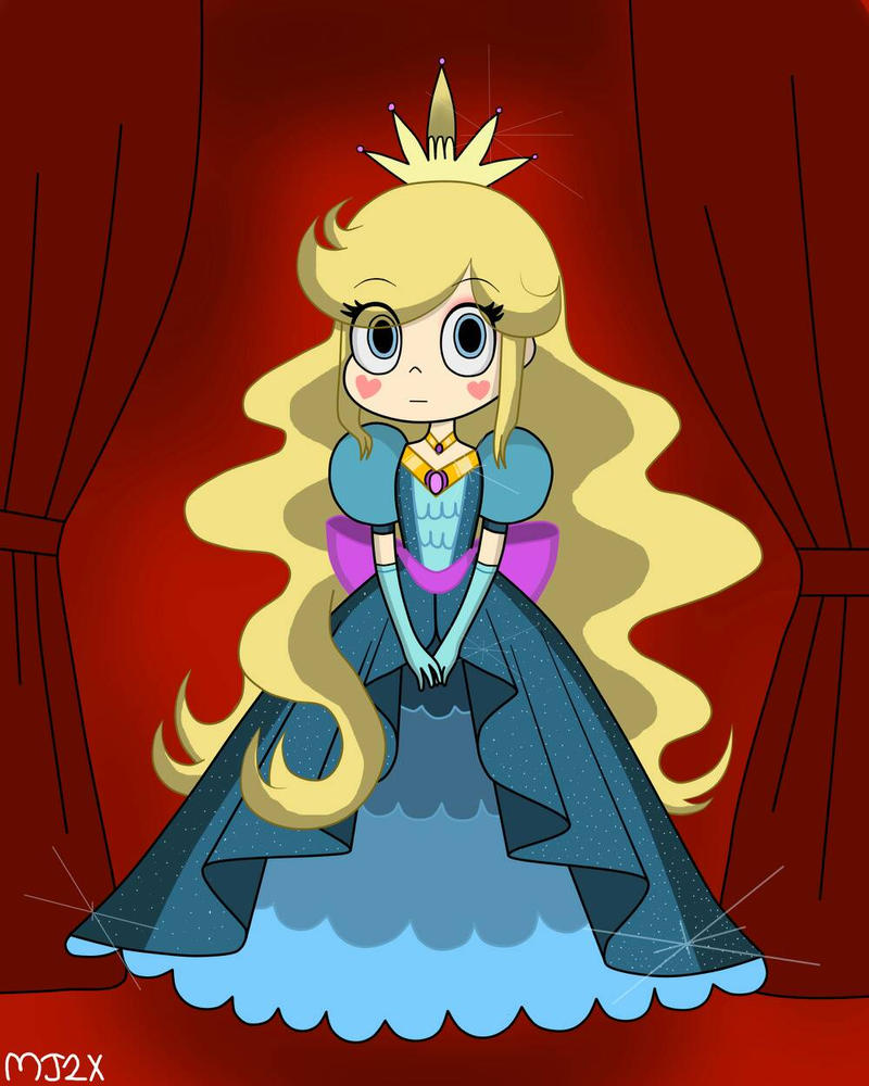 Star Dress 2 by MarionetteJ2X