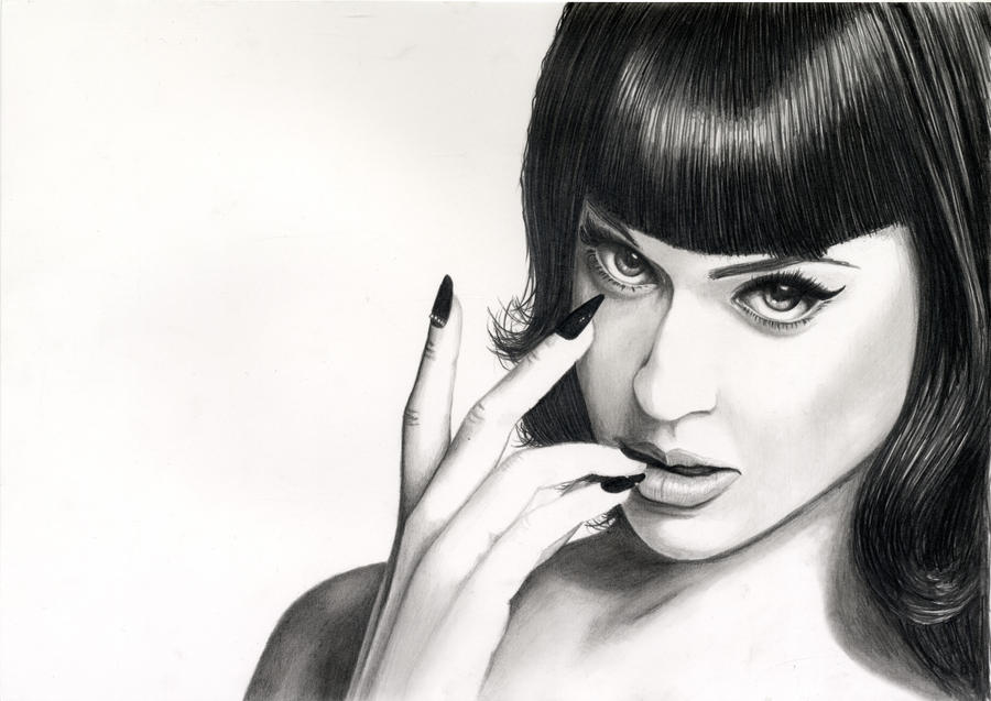 Katy Perry by LilliKeks