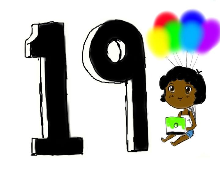19th Birthday by OriginalOreo