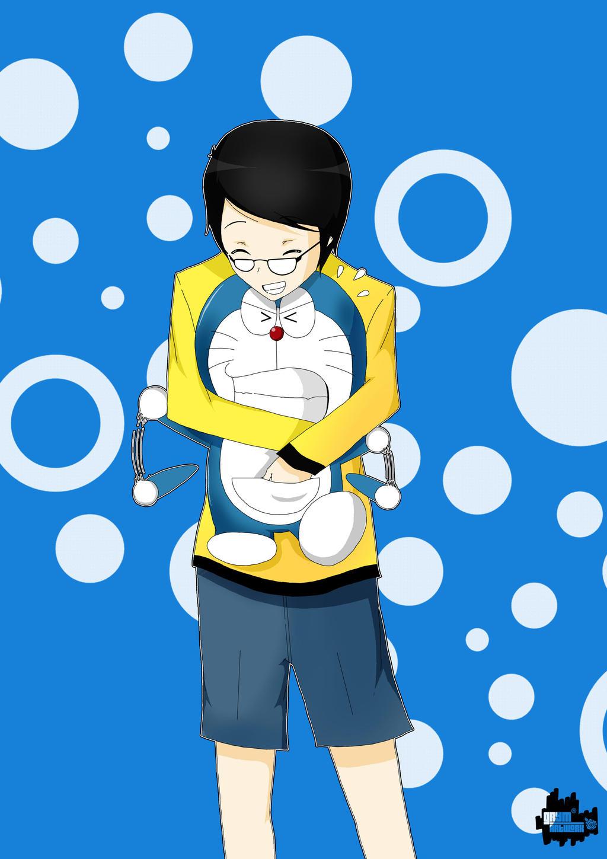 Nobita x Doraemon by Grym-SyncDorimon Nobita