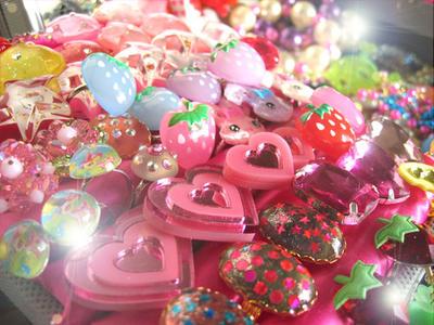 rings by pinkminx - �ocuklar ��in rengarenk Y�z�kler :)