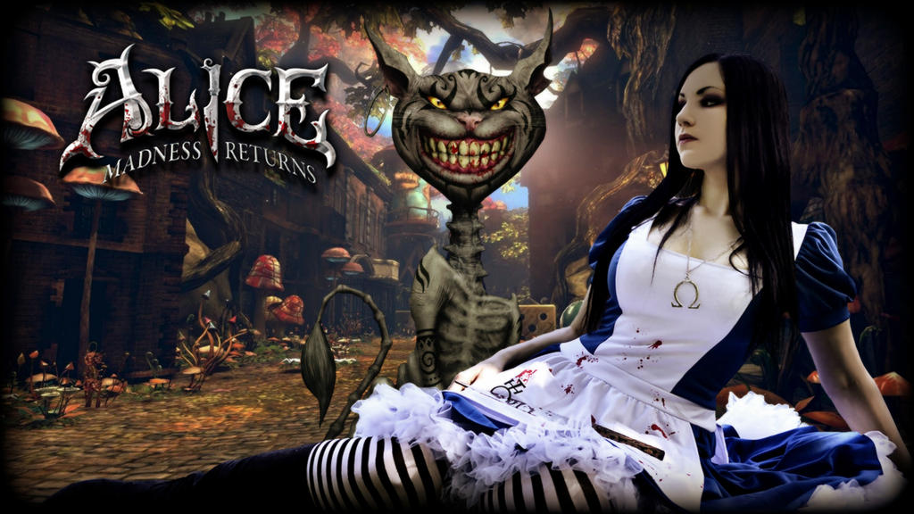 AliceMadnessReturns2011(RythaCosplay) by Trevman63