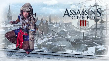 AssassinsCreed3:2012 (NiKcKu) by Trevman63