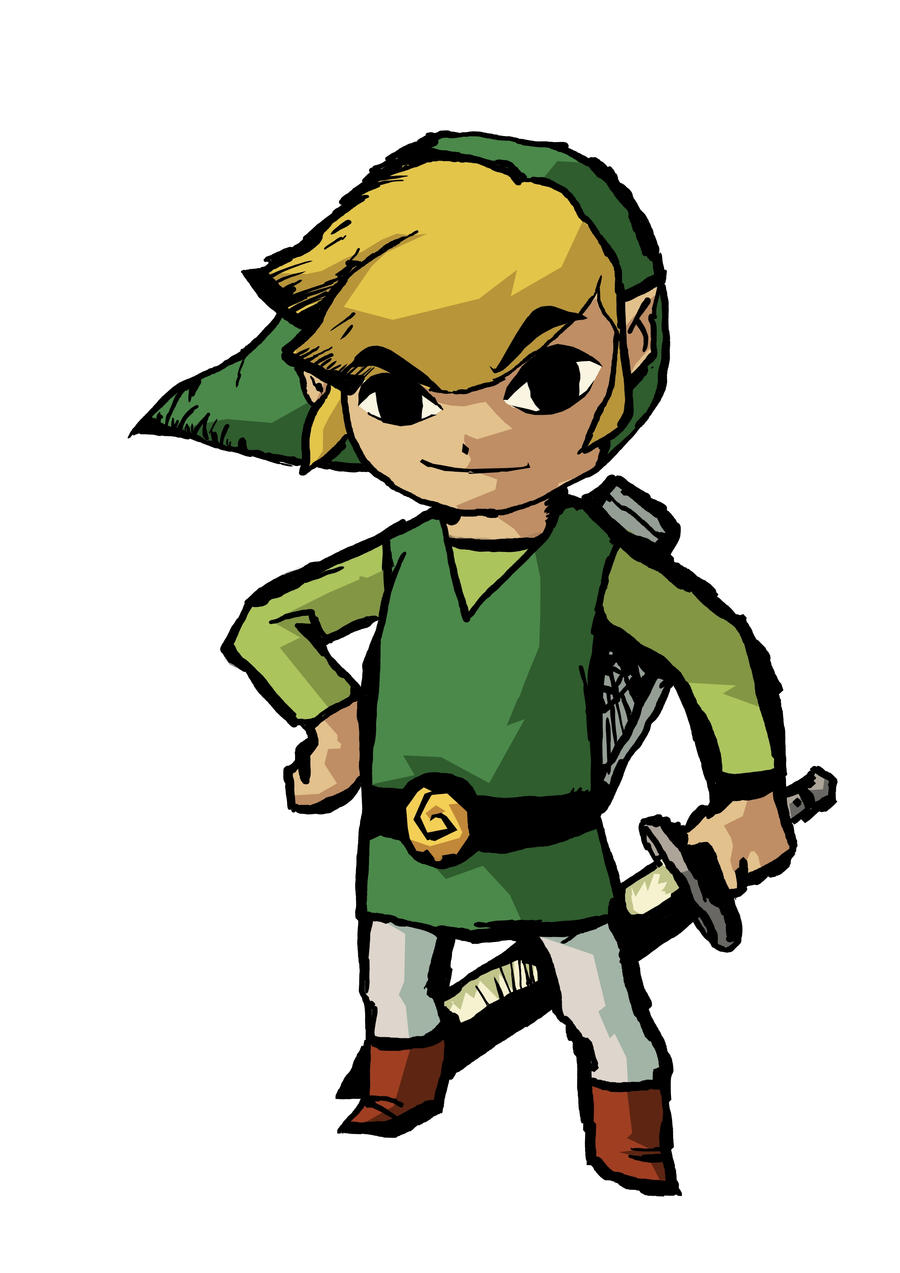 Zelda Wind Waker Dragon Roost Island Job Interview