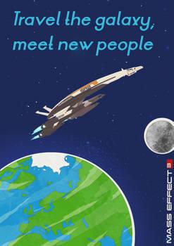 Mass Effect : Travel