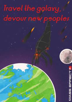 Mass Effect : Travel (Reaper edition)