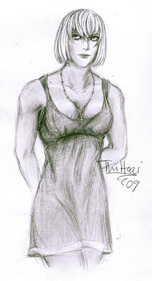 Melissa Davenport: Mello by thi-hoai