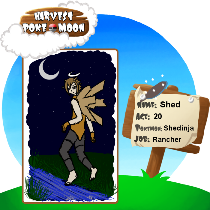 Harvest pokemoon app shed by besseria on deviantart for My shed app