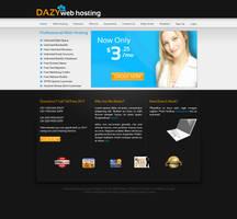 Dazy Web Hosting by Myrloenn