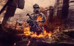 battlefield wallpaper
