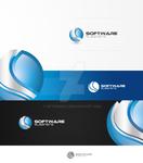 Software Slashes Logo