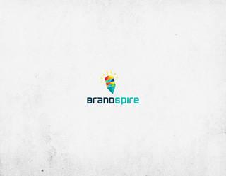 Brandspire Logo by NETRUMgFx