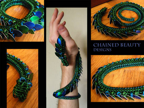 Chainmail Dragon