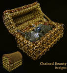 Chainmaille Treasure Chest