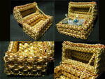 Chainmaille Treasure Chest Details