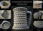 Chainmaille Beer Stein