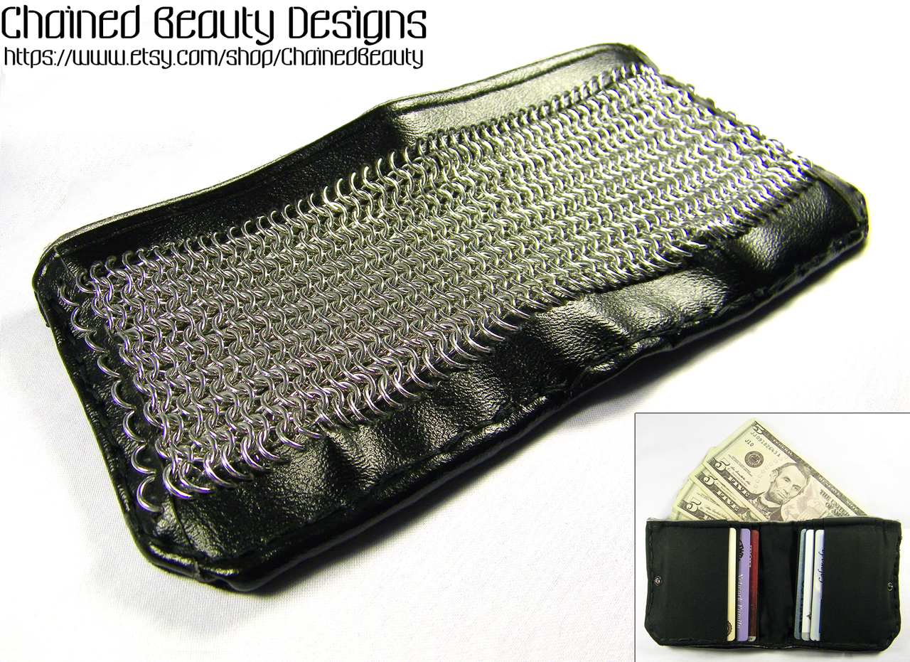 A Chained Wallet by ChainedBeauty
