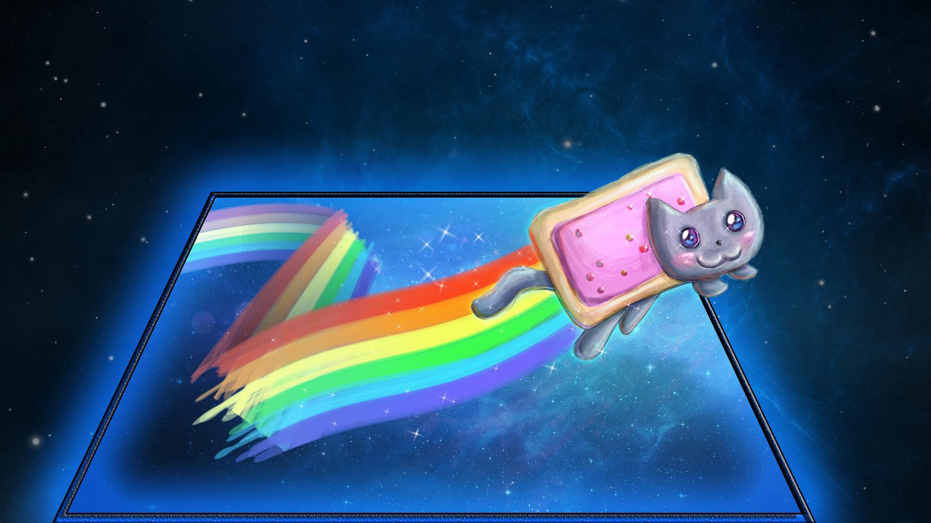 Nyan Cat 10 hours original - YouTube