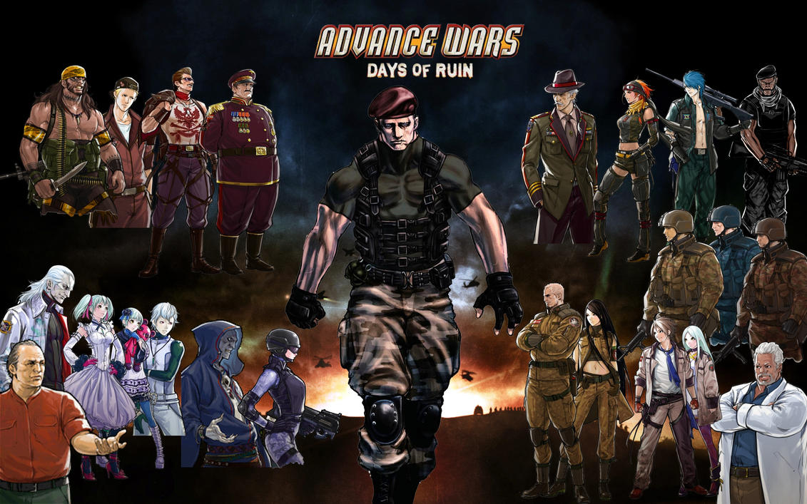 Advance Wars: Turn Based Strategy • r/Advance_Wars - reddit