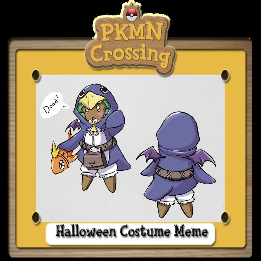 Halloween meme: Prinny Petal by Yufika on DeviantArt