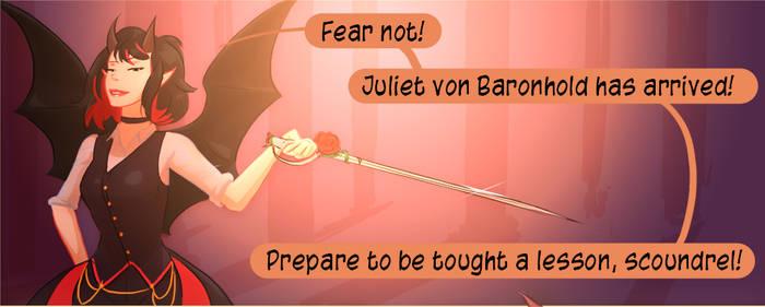 Juliet von Baronhold Panel1