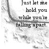 Falling Apart by moonlitsage
