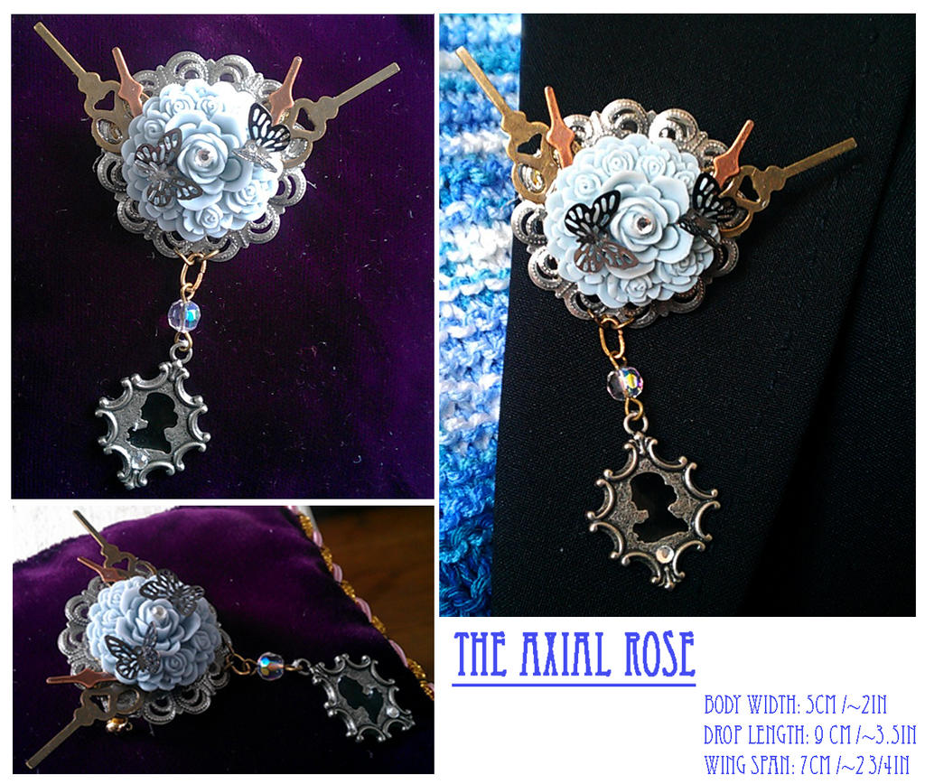 Axial Rose by SinistrosePhosphate