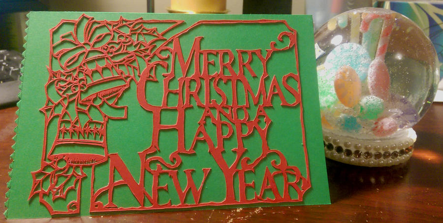Holiday Cheers by SinistrosePhosphate