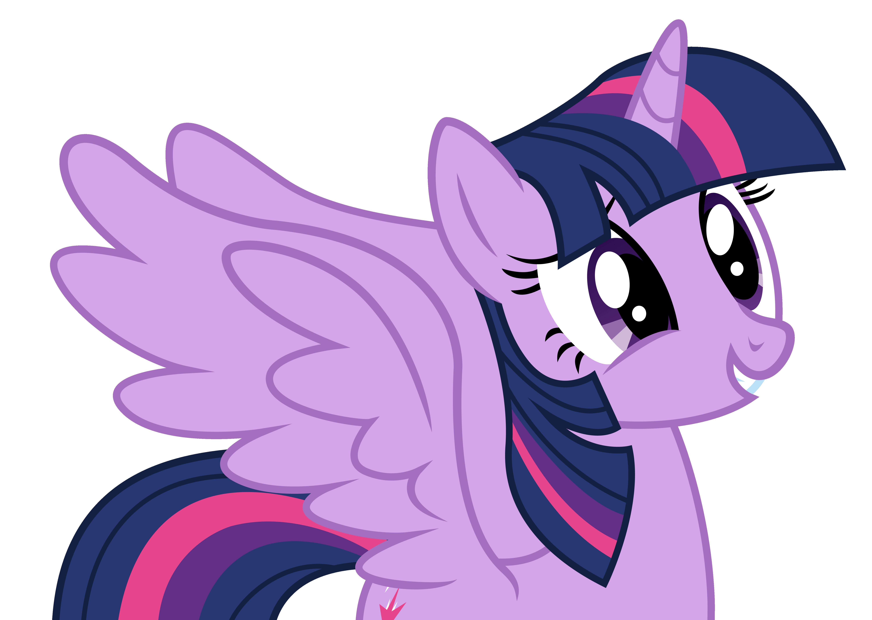 Alicorn Twilight Vector