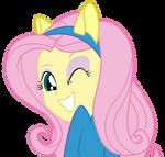 Equestria Girls | Fluttershy Wink