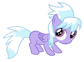 Filly Cloudchaser by PaulySentry