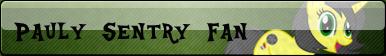 Button: Pauly Sentry Fan by PaulyVectors