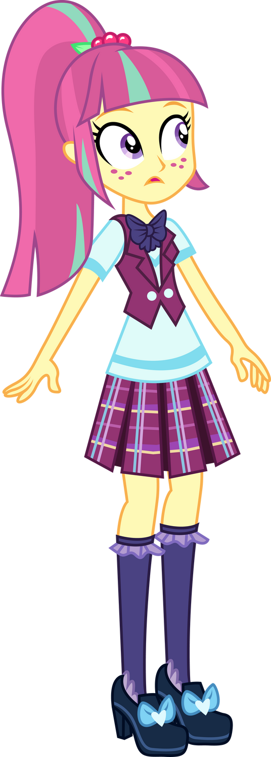 EqG - Sour Sweet by PaulySentry