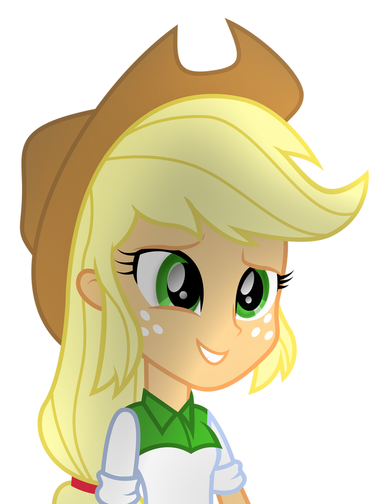 5594 applejack my little - photo #22